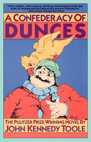 a confederacy of dunces critical essay The cycles ignatius reilly goes through in john kennedy toole's a confederacy of dunces play an the defeat of the confederacy essay critical weaknesses.