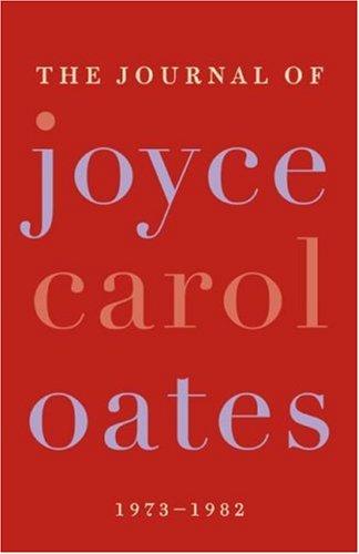 Journal of Joyce Carol Oates