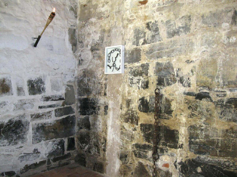 Torture Chamber, Castle of Good Hope