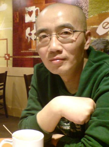 Han Dong – London, April 2009